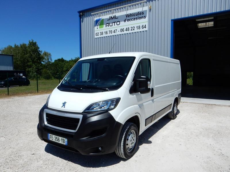 Peugeot BOXER FG 330 L2H1 2.0 BLUEHDI 130 PREMIUM Diesel BLANC Occasion à vendre