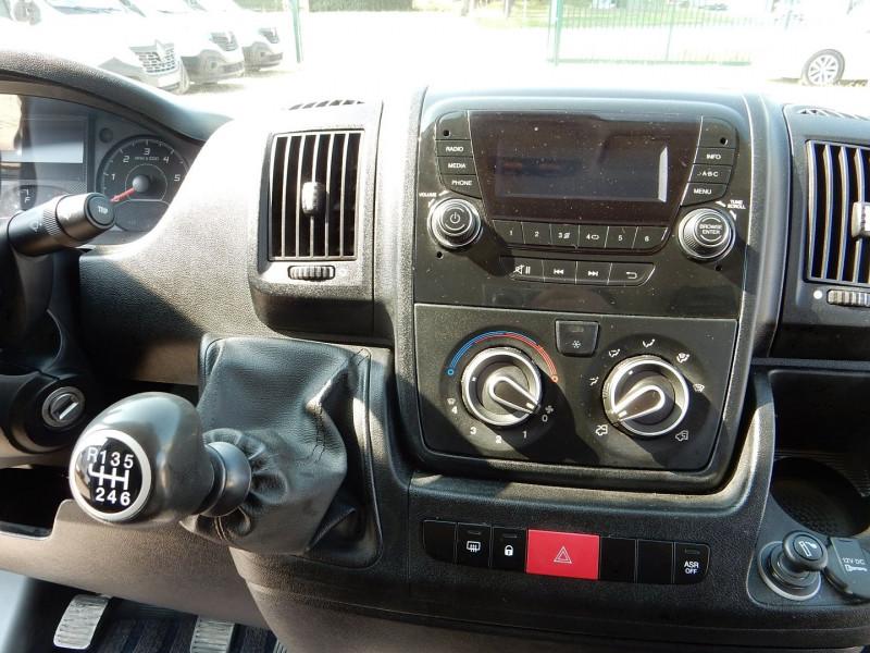 Photo 12 de l'offre de CITROEN JUMPER FG 30 L2H1 2.0 BLUEHDI 130 BUSINESS à 15990€ chez JML Auto