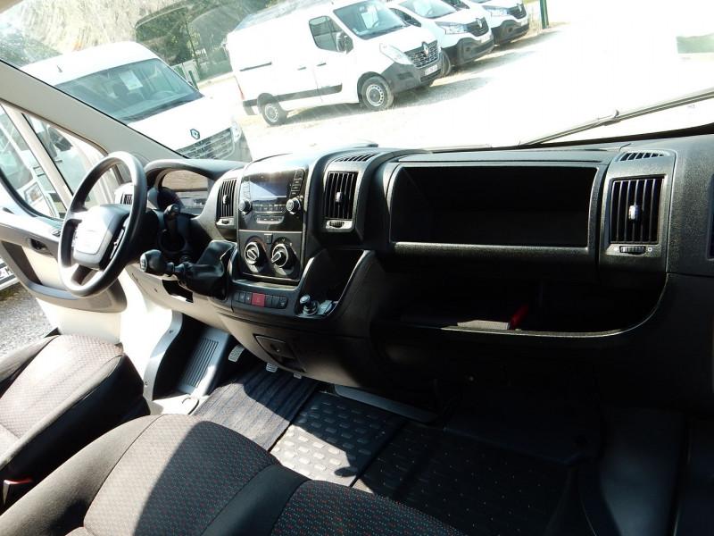 Photo 11 de l'offre de CITROEN JUMPER FG 30 L2H1 2.0 BLUEHDI 130 BUSINESS à 15990€ chez JML Auto