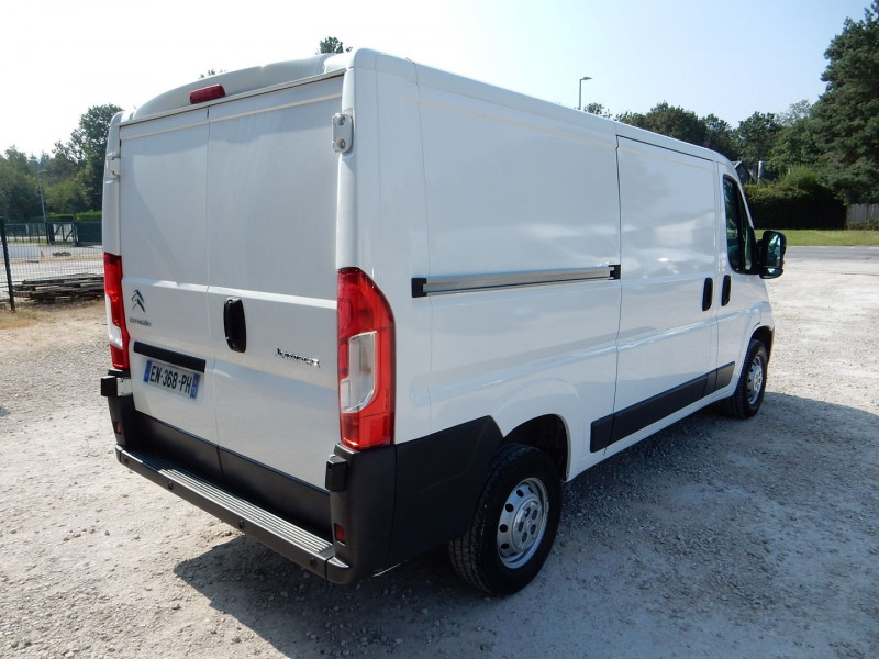 Photo 3 de l'offre de CITROEN JUMPER FG 30 L2H1 2.0 BLUEHDI 130 BUSINESS à 15990€ chez JML Auto