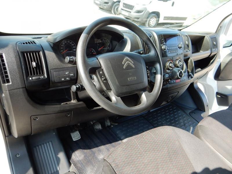 Photo 9 de l'offre de CITROEN JUMPER FG 30 L2H1 2.0 BLUEHDI 130 BUSINESS à 15990€ chez JML Auto