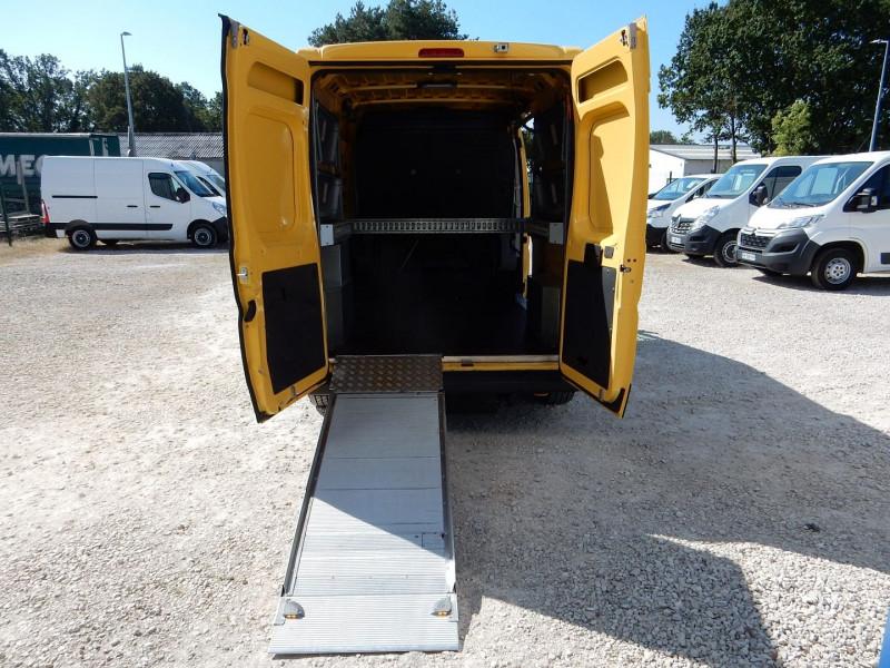 Photo 6 de l'offre de FIAT DUCATO HAYON ELEVATEUR 2.0 MULTIJET 16V 115CH PACK CABINE APPROFONDIE 7 PLACES à 18990€ chez JML Auto
