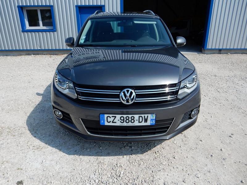 Photo 2 de l'offre de VOLKSWAGEN TIGUAN 2.0 TDI 177CH BLUEMOTION  SPORTLINE 4MOTION DSG7 à 16990€ chez JML Auto