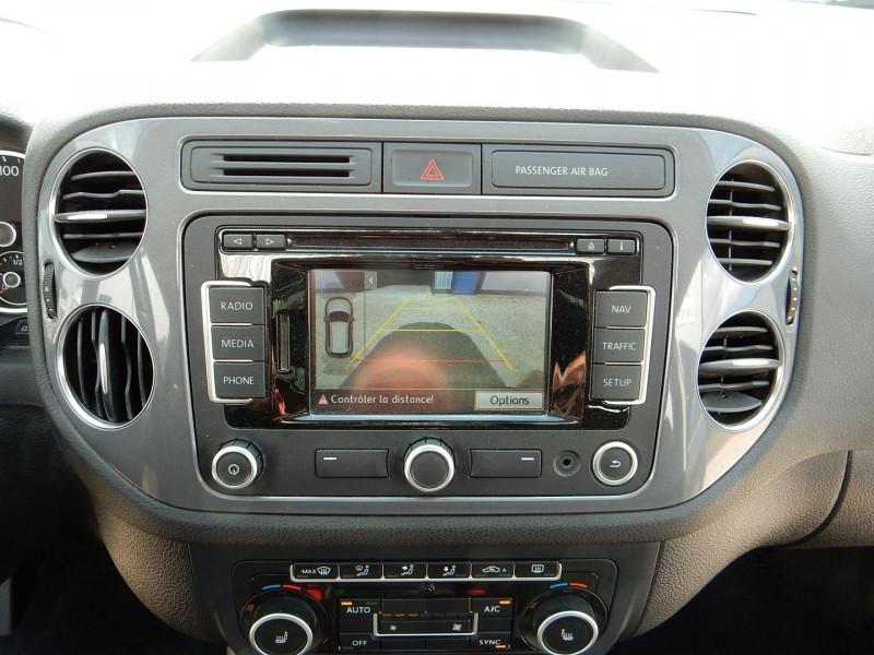 Photo 13 de l'offre de VOLKSWAGEN TIGUAN 2.0 TDI 177CH BLUEMOTION  SPORTLINE 4MOTION DSG7 à 16990€ chez JML Auto