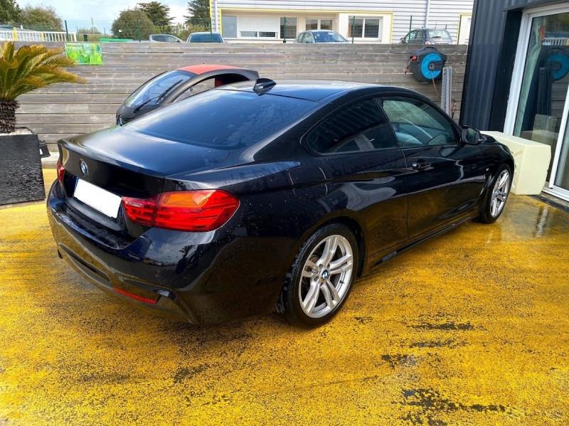 Photo 4 de l'offre de BMW SERIE 4 COUPE (F32) 420D 184CH M SPORT à 18990€ chez Alliance automobile