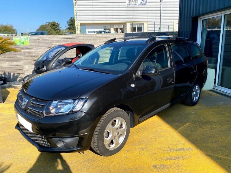 Dacia LOGAN MCV 0.9 TCE 90CH PRESTIGE EURO6 Essence NOIR Occasion à vendre