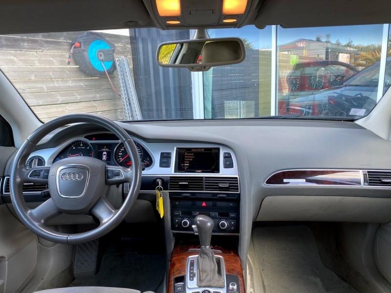 Photo 5 de l'offre de AUDI A6 AVANT 3.0 V6 TDI 240CH DPF AVUS QUATTRO TIPTRONIC à 8990€ chez Alliance automobile