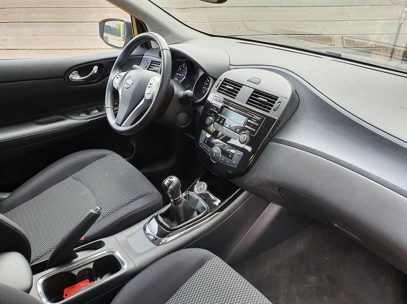 Photo 6 de l'offre de NISSAN PULSAR 1.2 DIG-T 115CH ACENTA à 12990€ chez Alliance automobile