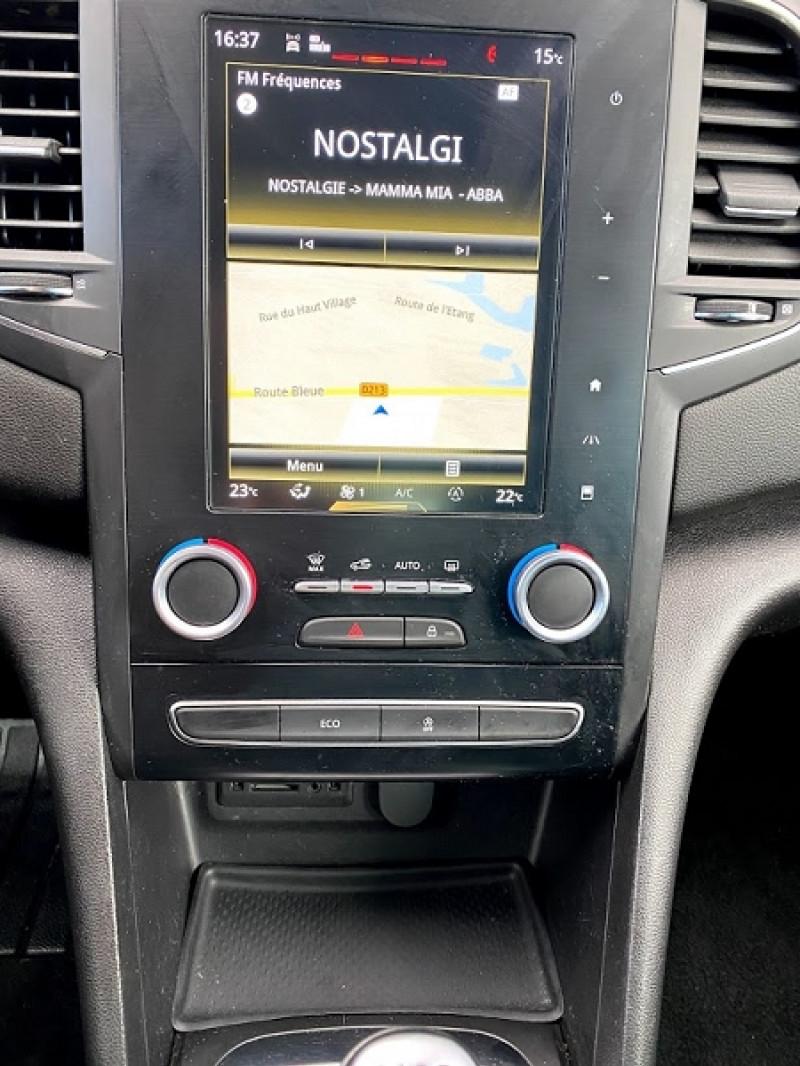 Photo 6 de l'offre de RENAULT MEGANE IV 1.5 DCI 110CH ENERGY INTENS à 14990€ chez Alliance automobile