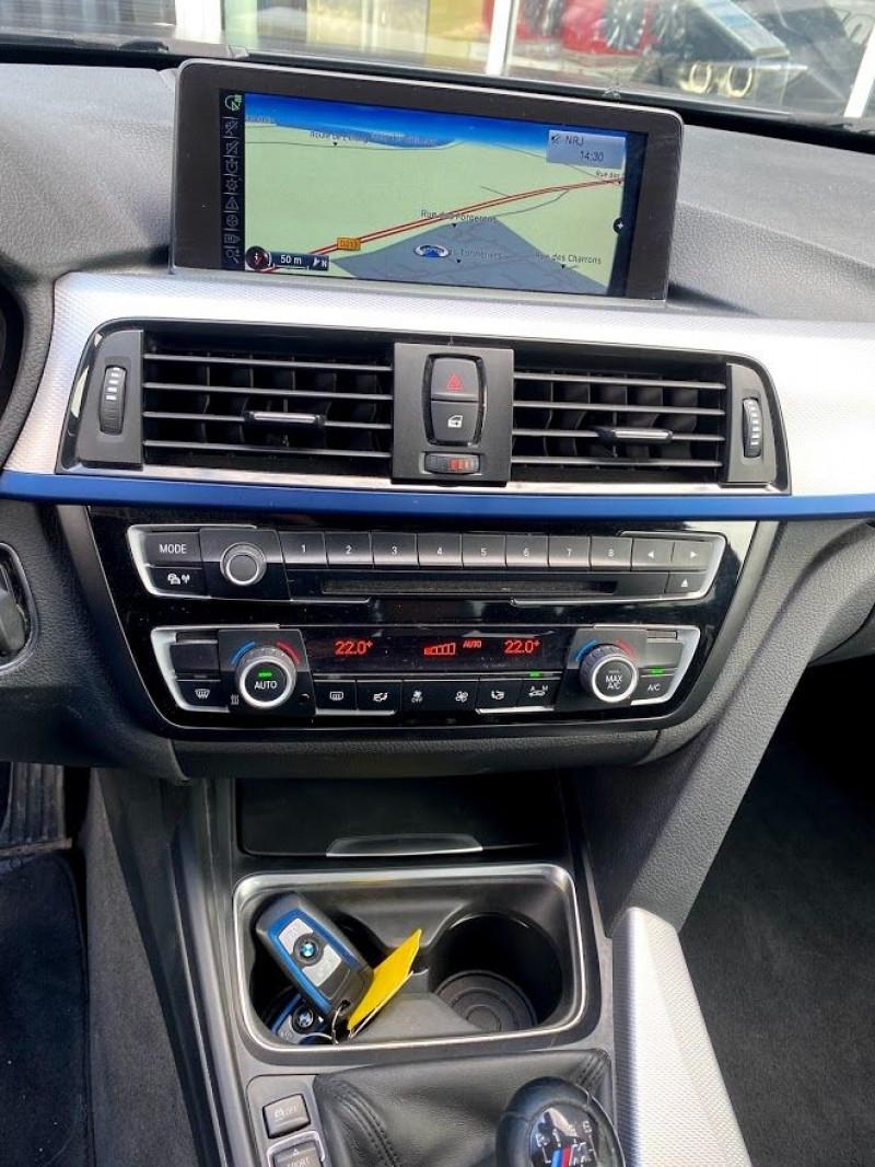 Photo 6 de l'offre de BMW SERIE 4 COUPE (F32) 420D 184CH M SPORT à 18990€ chez Alliance automobile
