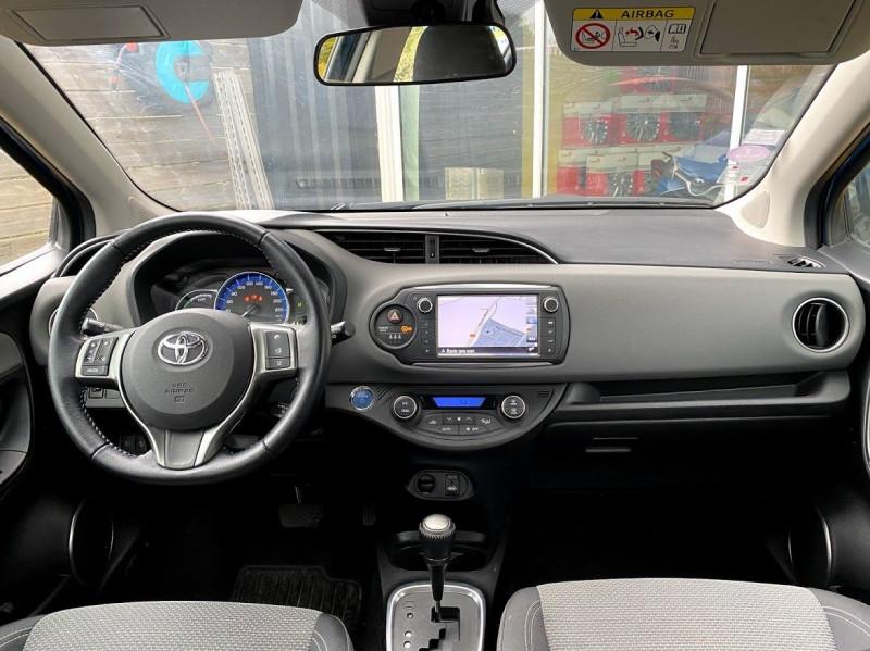 Photo 5 de l'offre de TOYOTA YARIS HSD 100H BUSINESS 5P à 13490€ chez Alliance automobile