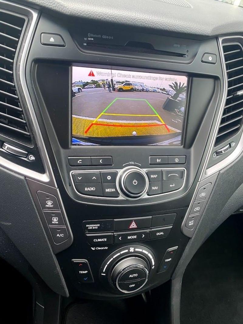 Photo 8 de l'offre de HYUNDAI SANTA FE 2.2 CRDI 197CH 4WD CREATIVE BVA à 21490€ chez Alliance automobile