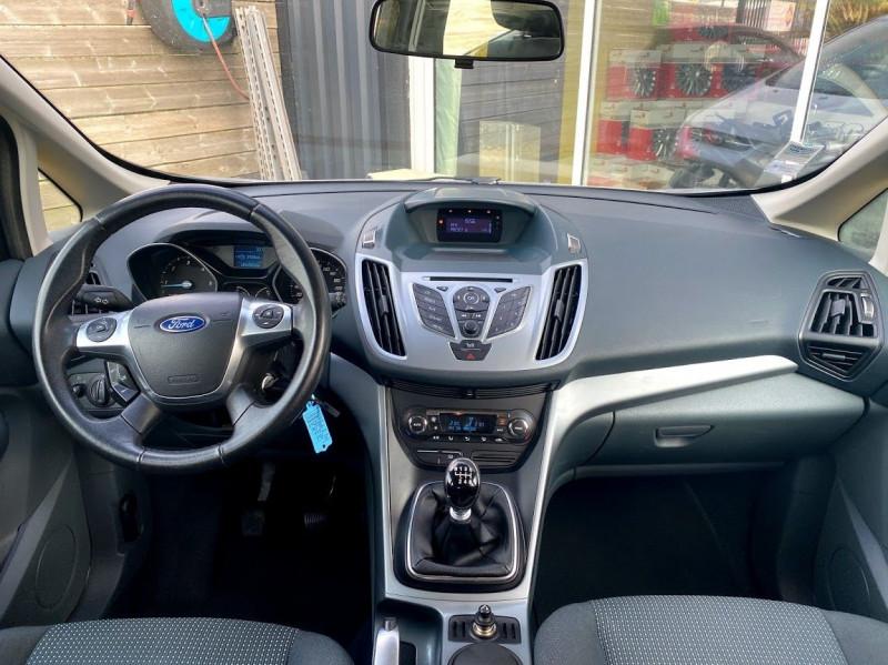 Photo 5 de l'offre de FORD C-MAX 1.6 TDCI 95CH FAP TREND à 6490€ chez Alliance automobile