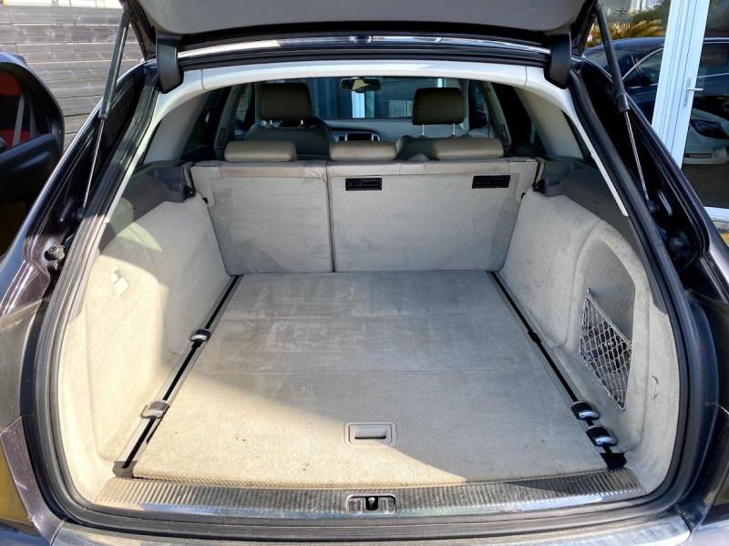 Photo 6 de l'offre de AUDI A6 AVANT 3.0 V6 TDI 240CH DPF AVUS QUATTRO TIPTRONIC à 8990€ chez Alliance automobile