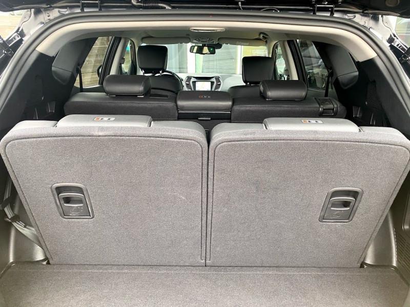 Photo 7 de l'offre de HYUNDAI SANTA FE 2.2 CRDI 197CH 4WD CREATIVE BVA à 21490€ chez Alliance automobile