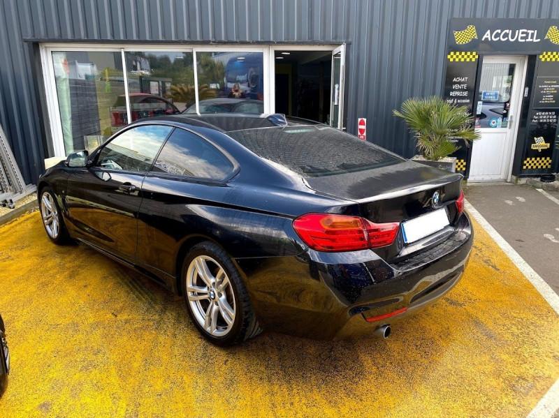 Photo 3 de l'offre de BMW SERIE 4 COUPE (F32) 420D 184CH M SPORT à 18990€ chez Alliance automobile