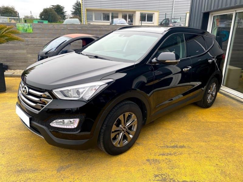 Photo 2 de l'offre de HYUNDAI SANTA FE 2.2 CRDI 197CH 4WD CREATIVE BVA à 21490€ chez Alliance automobile
