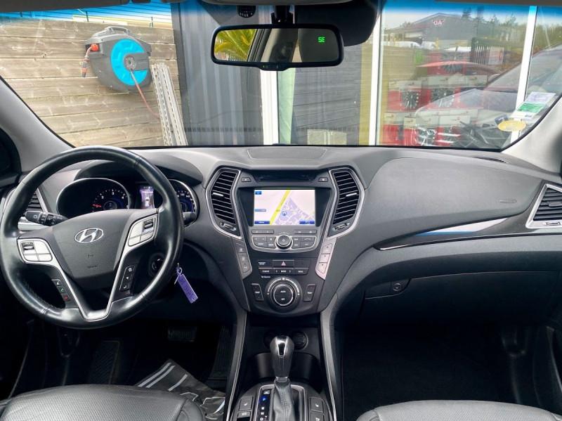 Photo 5 de l'offre de HYUNDAI SANTA FE 2.2 CRDI 197CH 4WD CREATIVE BVA à 21490€ chez Alliance automobile