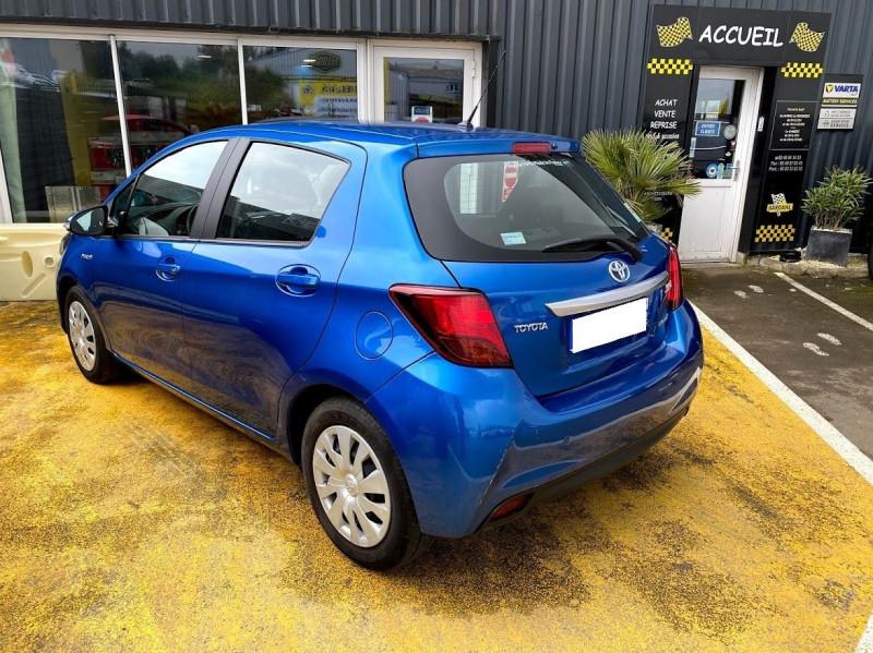 Photo 3 de l'offre de TOYOTA YARIS HSD 100H BUSINESS 5P à 13490€ chez Alliance automobile