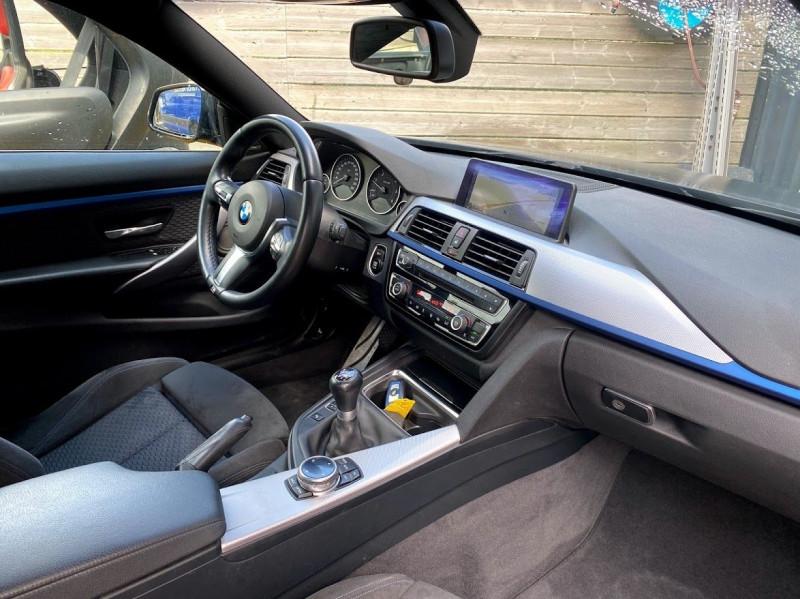 Photo 5 de l'offre de BMW SERIE 4 COUPE (F32) 420D 184CH M SPORT à 18990€ chez Alliance automobile