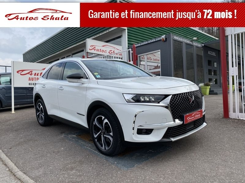 Photo 1 de l'offre de DS DS 7 CROSSBACK BLUEHDI 180CH EXECUTIVE AUTOMATIQUE 128G à 33970€ chez Autos Shala