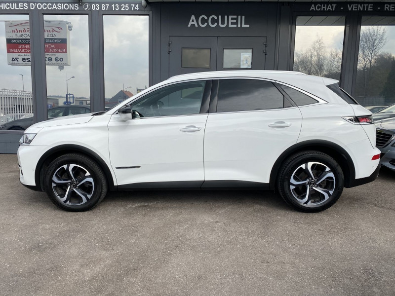 Photo 10 de l'offre de DS DS 7 CROSSBACK BLUEHDI 180CH EXECUTIVE AUTOMATIQUE 128G à 33970€ chez Autos Shala