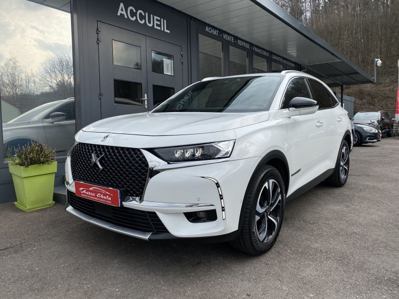 Photo 6 de l'offre de DS DS 7 CROSSBACK BLUEHDI 180CH EXECUTIVE AUTOMATIQUE 128G à 33970€ chez Autos Shala