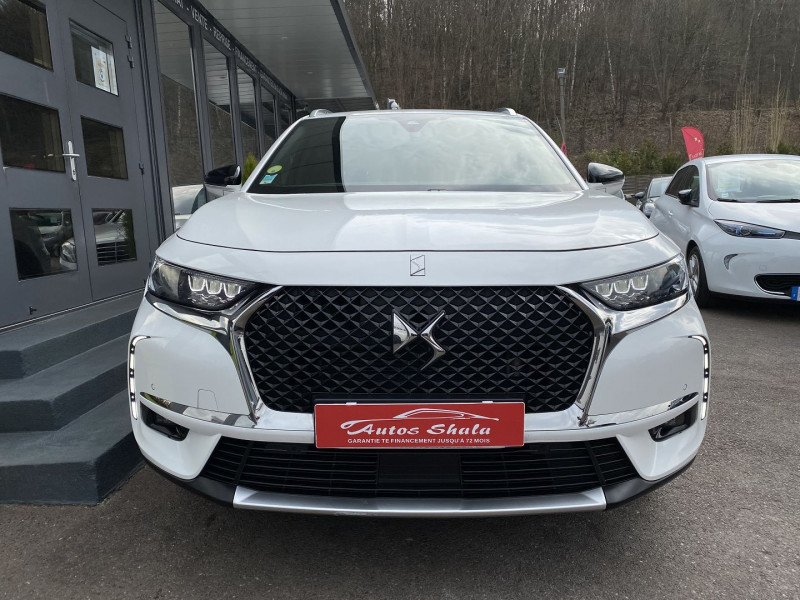 Photo 8 de l'offre de DS DS 7 CROSSBACK BLUEHDI 180CH EXECUTIVE AUTOMATIQUE 128G à 33970€ chez Autos Shala