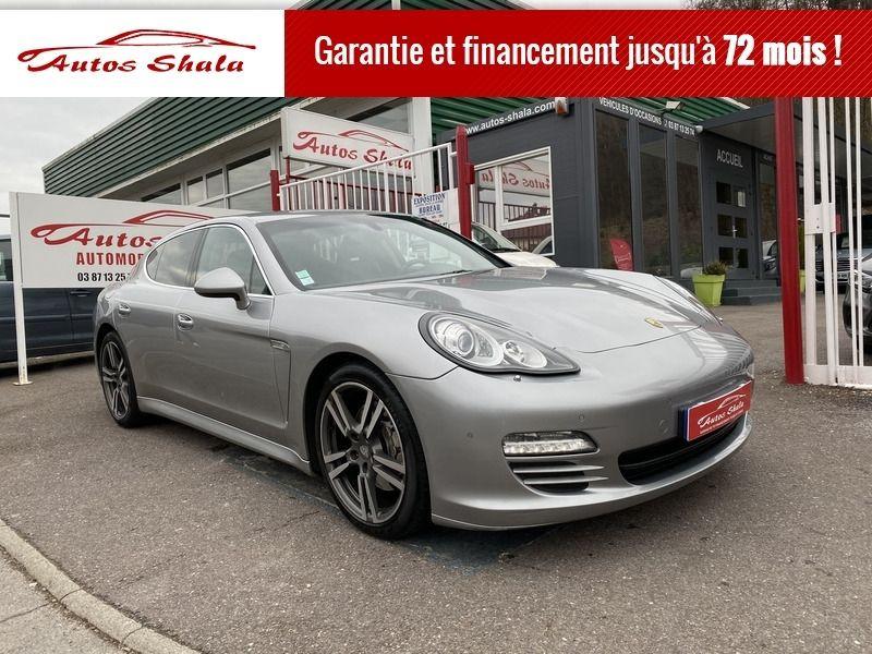 Porsche PANAMERA (970) 4S PDK Essence GRIS C Occasion à vendre