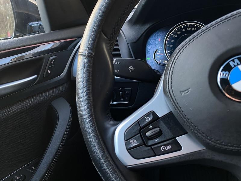 Photo 11 de l'offre de BMW X3 (G01) XDRIVE20DA 190CH XLINE EURO6C à 44970€ chez Autos Shala