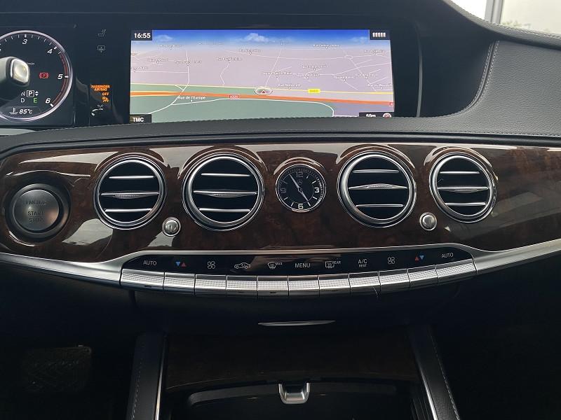 Photo 25 de l'offre de MERCEDES-BENZ S 350 D EXECUTIVE L 4MATIC 7G-TRONIC PLUS à 39970€ chez Autos Shala