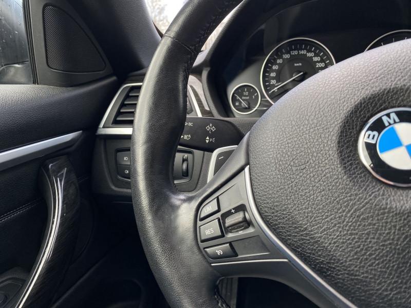 Photo 16 de l'offre de BMW SERIE 4 CABRIOLET (F33) 430DA 258CH LUXURY à 35970€ chez Autos Shala
