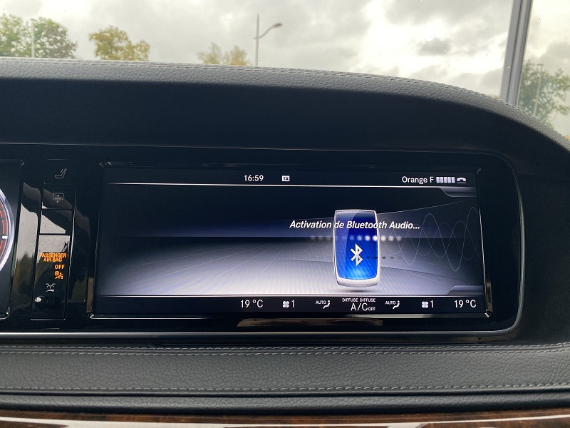 Photo 21 de l'offre de MERCEDES-BENZ S 350 D EXECUTIVE L 4MATIC 7G-TRONIC PLUS à 39970€ chez Autos Shala