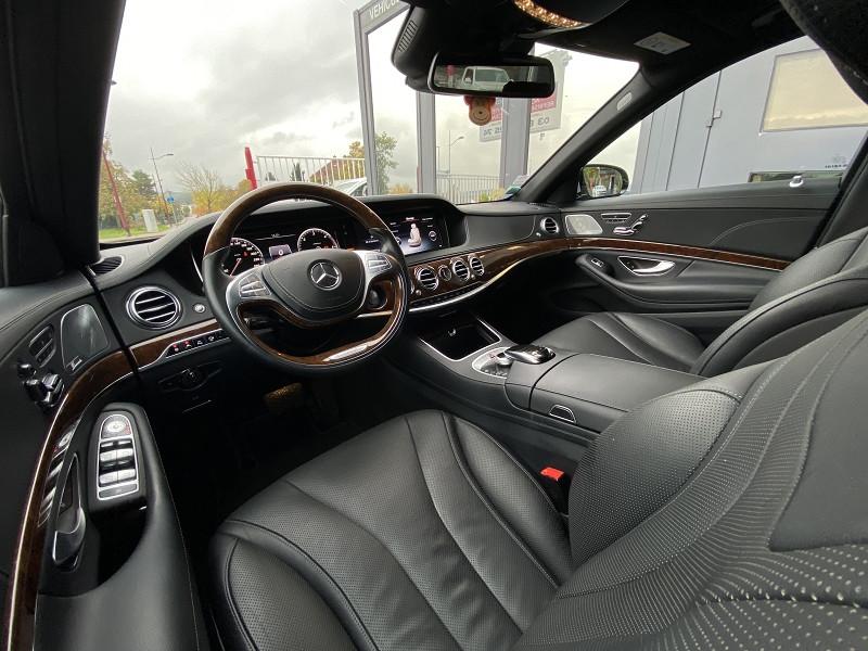 Photo 30 de l'offre de MERCEDES-BENZ S 350 D EXECUTIVE L 4MATIC 7G-TRONIC PLUS à 39970€ chez Autos Shala
