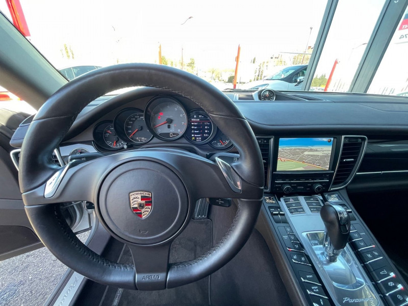 Photo 13 de l'offre de PORSCHE PANAMERA (970) 4S PDK à 59970€ chez Autos Shala
