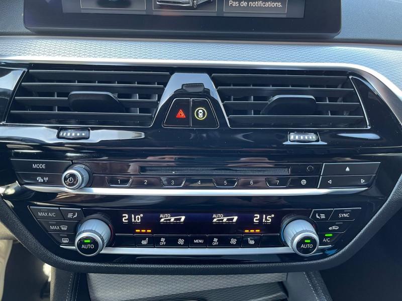 Photo 23 de l'offre de BMW SERIE 5 (G30) 530DA XDRIVE 265CH M SPORT STEPTRONIC à 42990€ chez Autos Shala