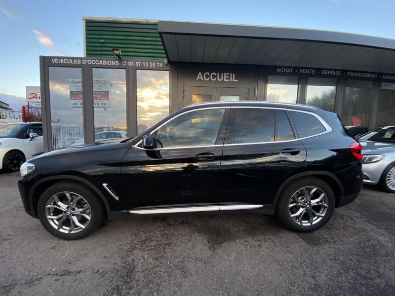 Photo 23 de l'offre de BMW X3 (G01) XDRIVE20DA 190CH XLINE EURO6C à 44970€ chez Autos Shala