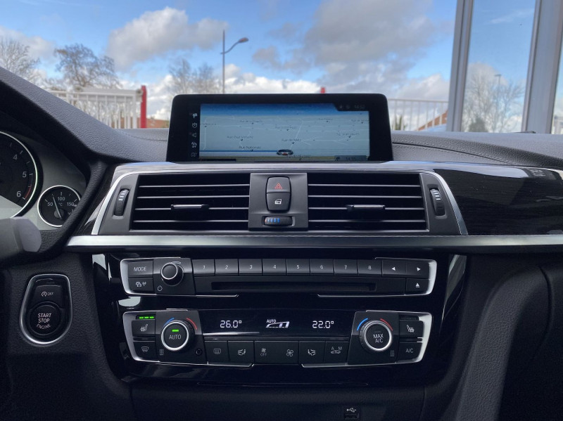 Photo 19 de l'offre de BMW SERIE 4 CABRIOLET (F33) 430DA 258CH LUXURY à 35970€ chez Autos Shala