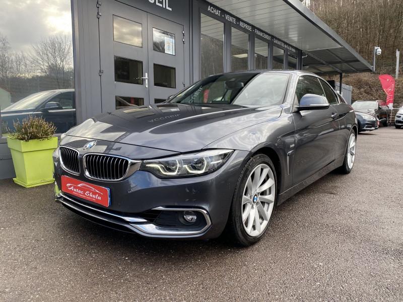 Photo 6 de l'offre de BMW SERIE 4 CABRIOLET (F33) 430DA 258CH LUXURY à 35970€ chez Autos Shala