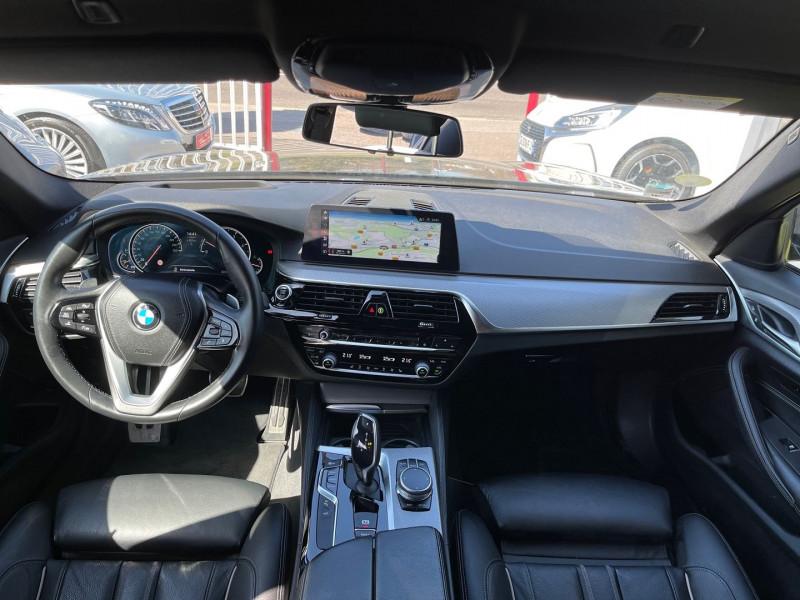 Photo 5 de l'offre de BMW SERIE 5 (G30) 530DA XDRIVE 265CH M SPORT STEPTRONIC à 42990€ chez Autos Shala