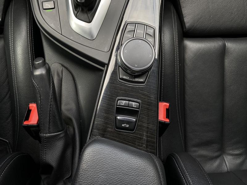 Photo 22 de l'offre de BMW SERIE 4 CABRIOLET (F33) 430DA 258CH LUXURY à 35970€ chez Autos Shala