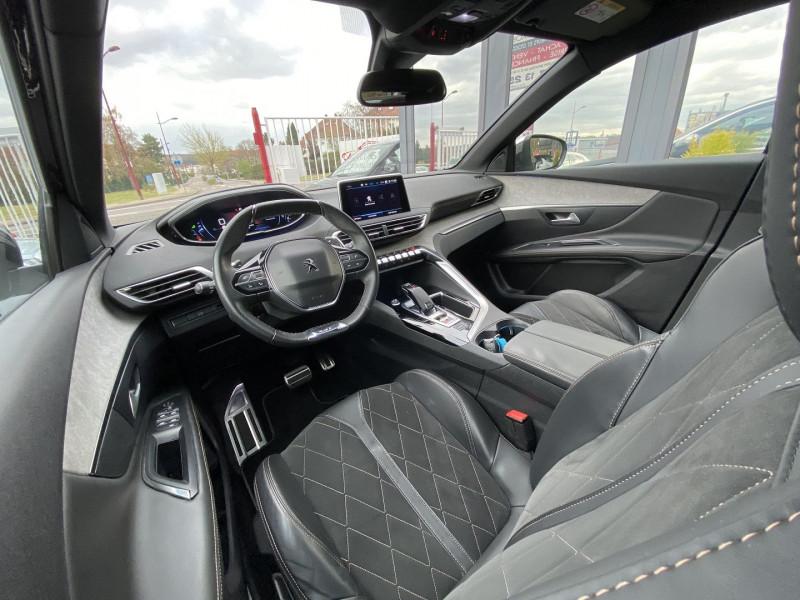 Photo 24 de l'offre de PEUGEOT 3008 2.0 BLUEHDI 180CH S&S GT EAT8 à 24970€ chez Autos Shala