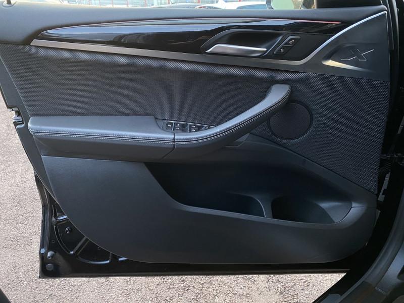 Photo 18 de l'offre de BMW X3 (G01) XDRIVE20DA 190CH XLINE EURO6C à 44970€ chez Autos Shala