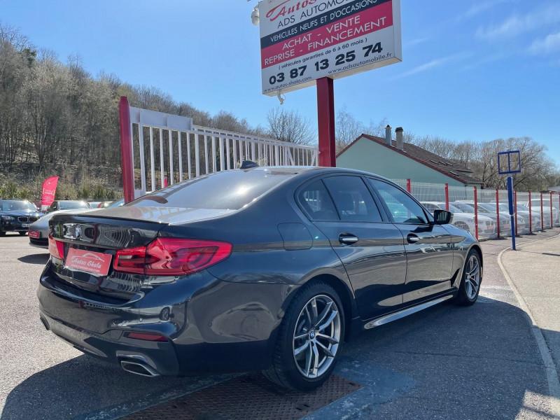 Photo 6 de l'offre de BMW SERIE 5 (G30) 530DA XDRIVE 265CH M SPORT STEPTRONIC à 42990€ chez Autos Shala