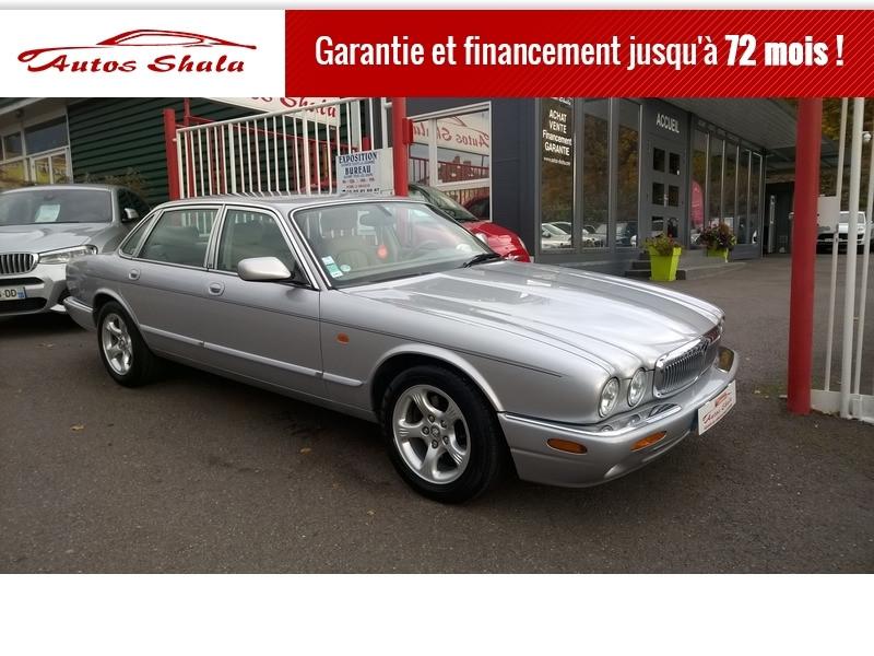 Jaguar XJ8 4.0 V8  BA SOVEREIGN Essence GRIS C Occasion à vendre
