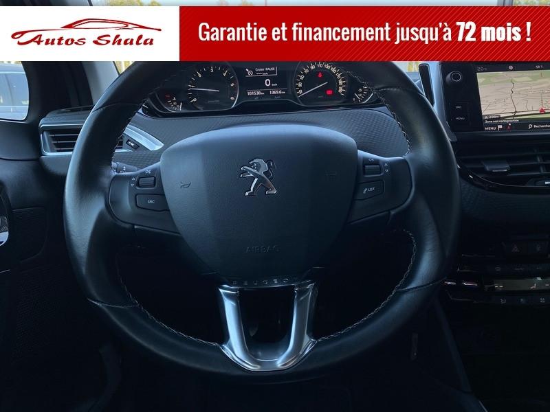 Photo 10 de l'offre de PEUGEOT 208 1.6 BLUEHDI 100CH ALLURE 5P à 11970€ chez Autos Shala
