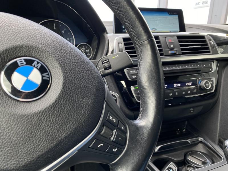 Photo 17 de l'offre de BMW SERIE 4 CABRIOLET (F33) 430DA 258CH LUXURY à 35970€ chez Autos Shala