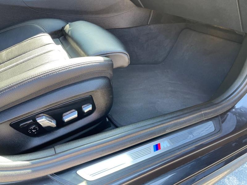 Photo 3 de l'offre de BMW SERIE 5 (G30) 530DA XDRIVE 265CH M SPORT STEPTRONIC à 42990€ chez Autos Shala