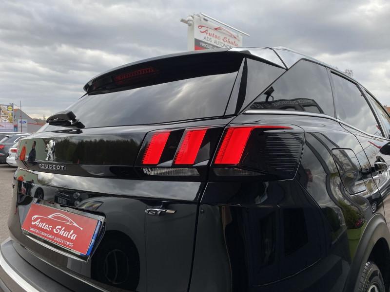 Photo 31 de l'offre de PEUGEOT 3008 2.0 BLUEHDI 180CH S&S GT EAT8 à 24970€ chez Autos Shala
