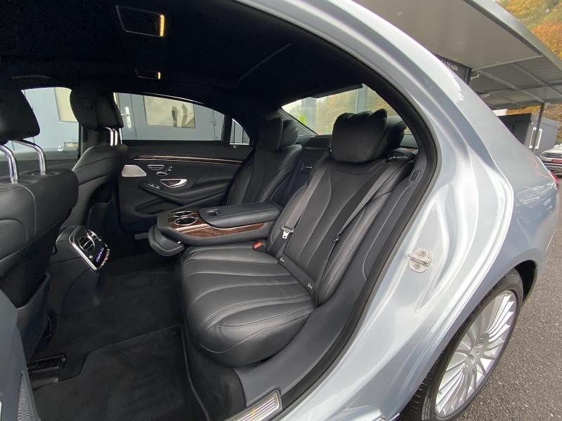 Photo 11 de l'offre de MERCEDES-BENZ S 350 D EXECUTIVE L 4MATIC 7G-TRONIC PLUS à 39970€ chez Autos Shala